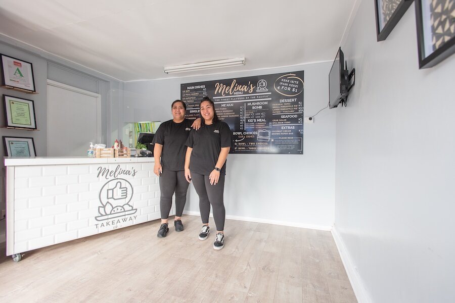 Support Local: Melina's Takeaway